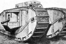 Inter-War Period Tanks (1918-1939)