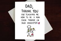 for my daddy