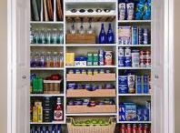Organizing the Pantry
