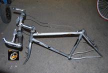 OpportunityBike / Recuperación de bicicletas, restauración o transformación, siguiendo nuevos estilos o conservando el puro estilo original.