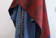 Block printed textiles