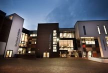 "Our Campus / Over £20 million invested over the years, based in ""The Heart of Stafford""."