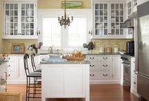 Kitchens & Nooks / by Vivienne Wagner {The V Spot Blog}