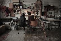 studio workspace library