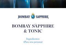 Gin cocktails: recetas / Una colección de ideas para cócteles usando los exóticos sabores de Bombay Sapphire. Aprende a perfeccionar el Bombay Sapphire & Tonic o descubre algo nuevo como el cóctel que rinde tributo a nuestra detilería, The Laverstoke. Solo tienes que seguir estas sencillas recetas...