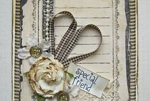 Cards & Tags Inspiration / by Sherry Bunch