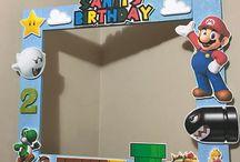 fiesta Mario bros