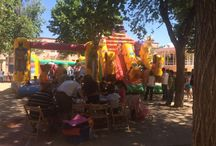 Fiestas Aranjuez (Mayo 2015) / Participación de Telehinchable en las fiestas de Aranjuez donde se estuvo en tres localizaciones distintas. ¡Qué bien nos los pasamos!