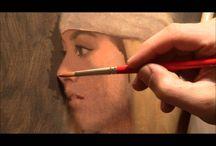 Portrait Painting Techniques
