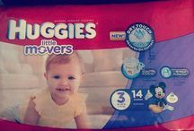#IChooseHuggies / #IChooseHuggies because they fit my baby around all her curves - they hug her to prevent spills, leaks, and blowouts while she's learning and exploring her world for the very first time