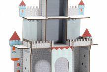 3D castles
