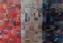 Mozaiek / Samengestelde beelden uit ...