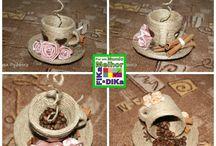 Chá da vovó / Veja mais ideias no Facebook do Fika a Dika