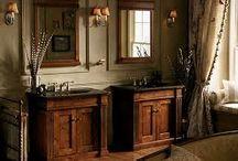 Chambre de Bain /Bathroom / by Diana Leblanc
