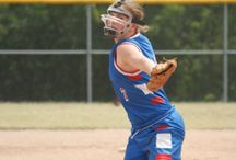 Softball pitchers / by Angela Harris