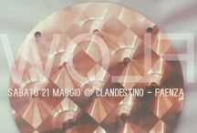 21/05 Amycanbe in concerto @ Clan Destino, Faenza / http://www.amycanbe.it  Amycanbe in concerto: WOLF