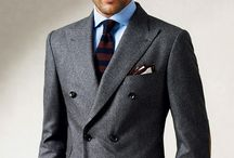 fashion // suits / by Matthew Roberts