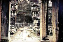 CAMBOYA IMÁGENES INCREIBLES / Ascendiendo al reino de los dioses http://viajesacamboya.blogspot.com.es/