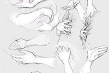 Dibujos, Anatomía y mas