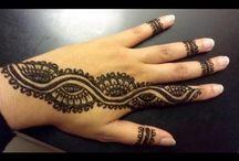 Henna kına