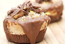 Food - Mini Cheesecakes