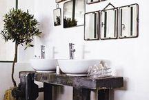 Przepiękne łazienki! / Szukając inspiracji w oglądaniu ciekawych wnętrz na Pinterest znaleźliśmy kilka przepięknych łazienek. Zobaczcie sami! :)
