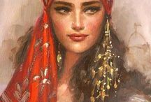 Gypsy - the eternal wanderer of the soul