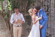 wedding lavanda e rosmarino / Lavanda e margherite sono protagoniste degli allestimenti insieme a rosmarino, iuta e carta kraft.