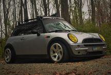 Mini Cooper R50