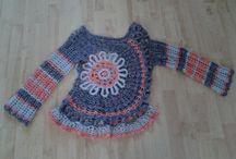 Mandala pulóver kislánynak