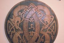 Viking Weapons Shields Armor