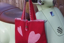 Folksy Valentine Finds / Things suitable for Valentine's Day made by the talented crafters at Folksy