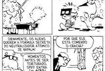 Calvin & Haroldo   Snoopy