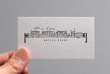 Logos / Business cards / by Joanna Wong