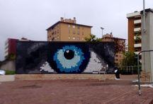 StreetArt / Street art, Milan.
