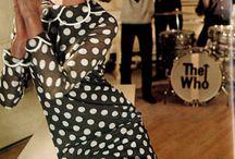 VINTAGE FASHION / Beautiful pics. Vintage. Fashion. Old new fashion. 60's, 70's