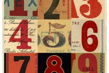 Beautiful numbers and Letters / by Laqueesha Uglum