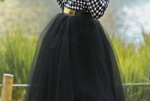 SKIRT 'N' BLOUSE / Fashion for women who are just mature little girls.