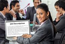 Significance of changing the job descriptions / Job description is the outline of the skills and works that a company looks for, in the individuals who appear in the interview. The companies present detail descriptions about the criteria of skills and educations required for handling a particular position.