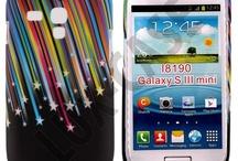 Samsung Galaxy S3 Mini Deksler