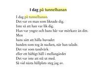 / FINT PÅ SVENSKA