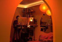 Bar/Breakroom / by Arianna Romanoff