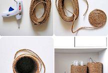 DIY bedroom hacks 2014 / by Carly Roehl