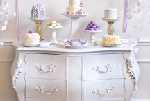 Baby parties / Inspiration for beautiful parties... showers, birthdays and more!