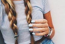 HAIR LOVE / My favorite hairstyle