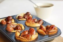Yorkshire pudding recipes