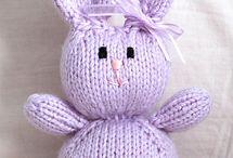 Knit/toys