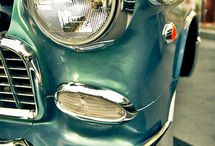 ~~ Car Art ~~ / When cars had style & pride in craftsmanship. They were made to last. / by Laura Paul