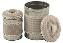 Reciclados vidros e latas