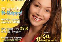 BYOU Magazine / by Allie Delaney